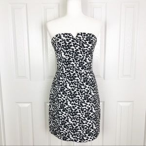NWT Max and Cleo strapless Camilla dress